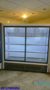 یخچال های صنعتی ایستاده سوپرمارکت