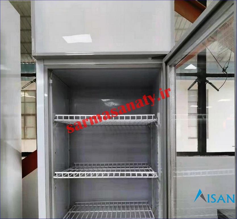 فروش یخچال فریزر صنعتی