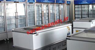 خرید یخچال صنعتی در تهران