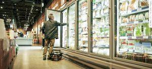 خرید یخچال فروشگاهی