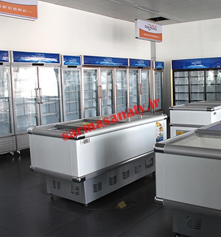 نمایندگی فروشیخچالهایفروشگاهی
